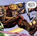 Oliver Queen (Earth-9602) and Dinah Barton (Earth-9602) from JLX Vol 1 1 0001.jpg