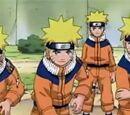 Jutsu Clones de sombra