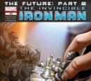 Invincible Iron Man Vol 1 522