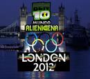 Ben 10: Mundo con Alienígenas London 2012