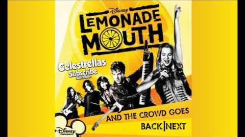 Lemonade Mouth - And the crowd goes - Soundtrack