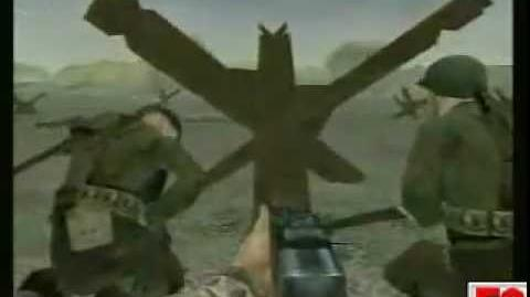 Medal of Honor Allied Assault E3 Movie
