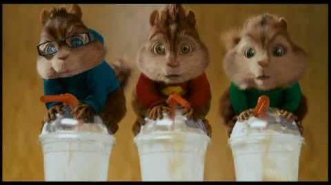 Kaffee für Alvin und die Chipmunks