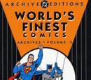 World's Finest Comics Archives Vol 3 (Collected)
