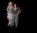Girard family (Champs Les Sims)