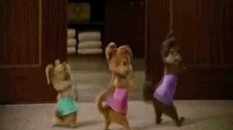 Alvin and the Chipmunks 3 Chipwrecked The Chipettes I whip my Hair(Tail)