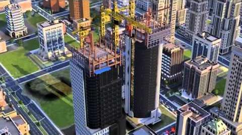 SimCity™ - Видео игрового процесса
