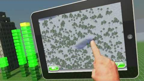 SimCity Deluxe iPad Trailer