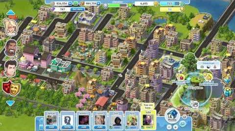 SimCity Social Producer Walkthrough