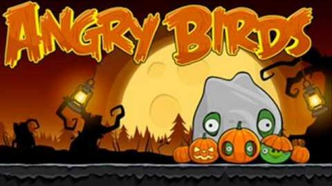 Angry Birds:Halloween Adventure