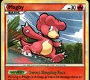 Magby (HS Triumphant TCG)