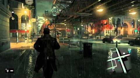 Watch Dogs - Game Demo Video UK