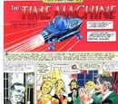 The Time Machine (A Boy's Life Comic)