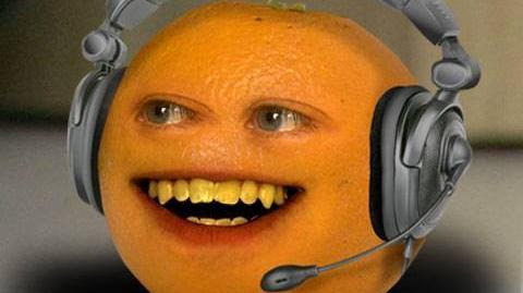 Annoying Orange - Prank Call 1 Tanning Salon