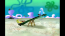 SpongeBob and Bubble Buddy in a Green See Saw Season 2.png
