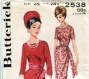Butterick 2538