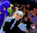 Legion of Super Villains