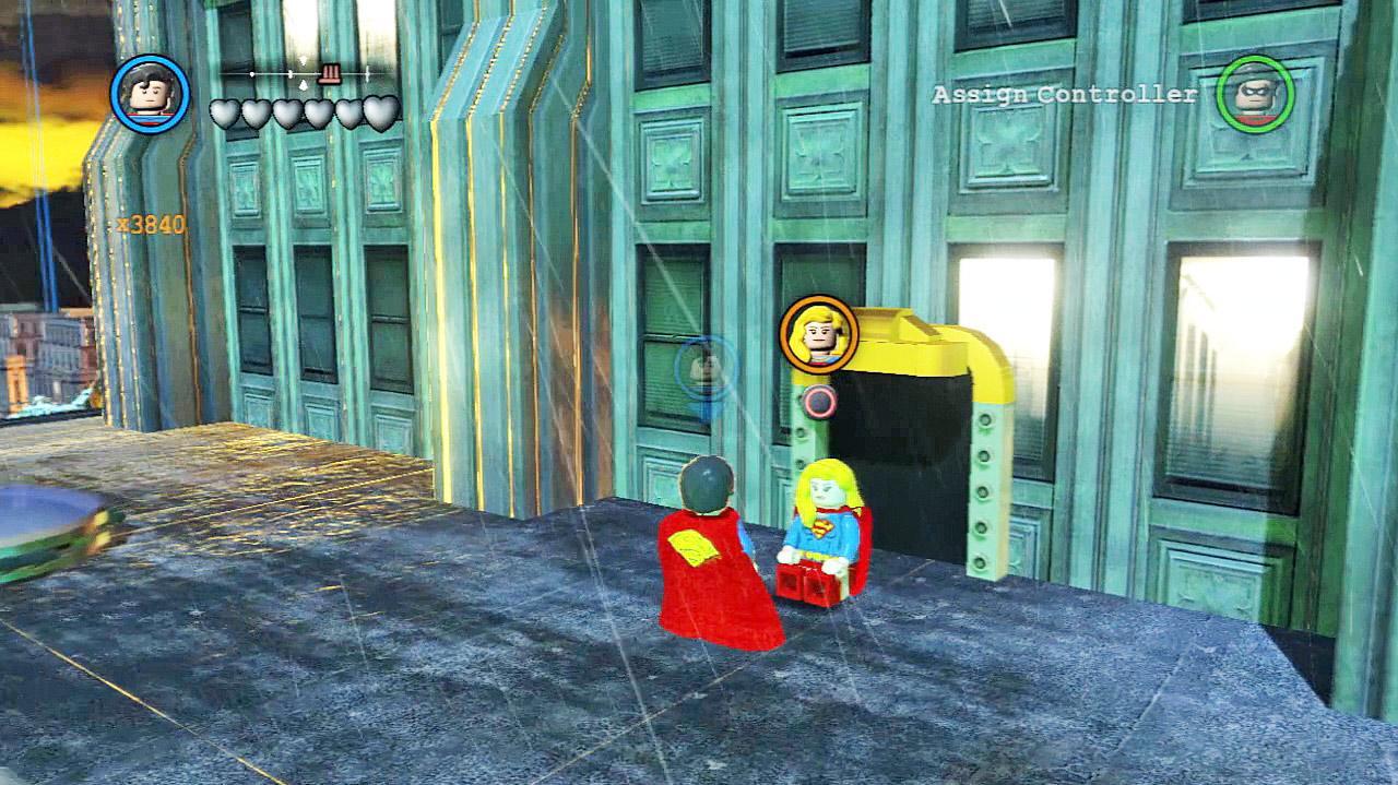 LEGO Batman 2 DC Super Heroes - Hero Unlocks