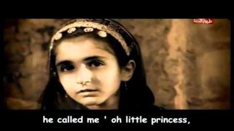 "Arabia's National Anthem""I was sitting in my garden"""