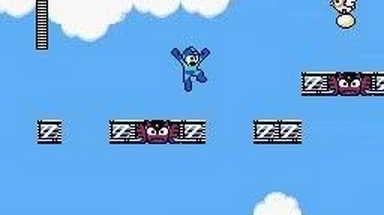 Mega Man 2, Air Man Stage