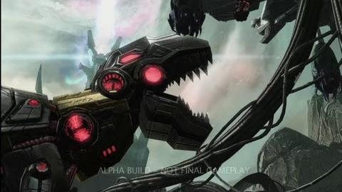 Grimlock - Transformers Fall of Cybertron Walkthrough Video