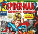 Spider-Man Comics Weekly Vol 1 53