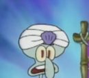 Astrology with Squidward shorts transcripts