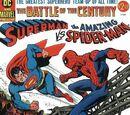 Superman vs. The Amazing Spider-Man (Volume 1) 1