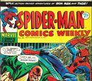 Spider-Man Comics Weekly Vol 1 80/Images