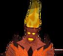 Gigante do fogo