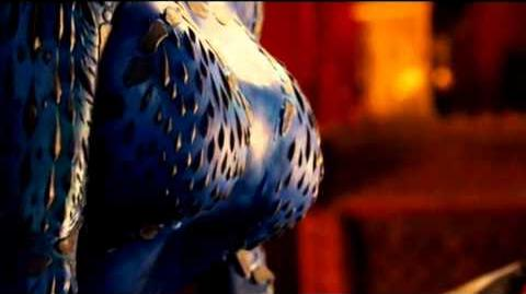 X-men mystique in epic movie 1080p weight gain
