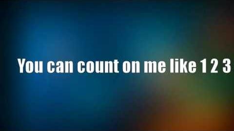 Bruno Mars - Count On Me (lyrics HD)