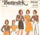Butterick 3536 B