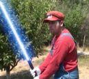 Mario's Beam Sword