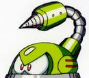 Rockman Online enemies