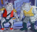 Foot Clan (1987 TV series)