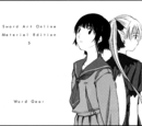 Sword Art Online Material Edition 05
