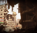 Maps of Battlefield 3: Aftermath