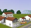 Neighborhoods in (fanon)
