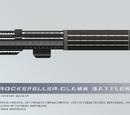 John D. Rockefeller-class Battleship