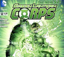Green Lantern Corps Vol 3 12