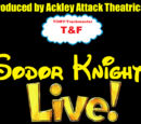 Sodor Knights LIVE!/Show Dates