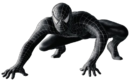 Peter Parker (Earth-96283) and Venom (Symbiote) (Earth-96283) from Spider-Man 3 (film) 0001.png