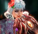 FanChar:Night Predator:Yuriko and Tsubasa