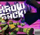 Teenage Mutant Ninja Turtles: Throw Back!