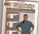 Simplicity 8724 A