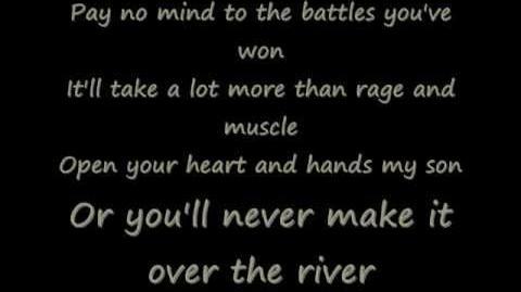 The Humbling River Lyrics