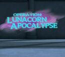 Operación: Apocalipsis Lunacornio