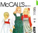 McCall's 6877 A