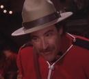 Canadian Restaurant Waiter